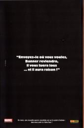 Verso de Marvel Heroes (Marvel France - 2007) -4- Guerre secrète