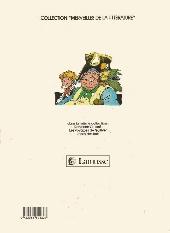 Verso de Grands classiques (De La Fuente) - L'Île au trésor
