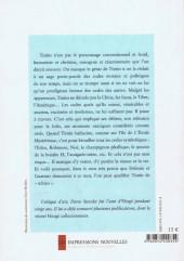 Verso de (AUT) Hergé -172- Tintin schizo