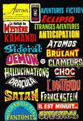 Verso de Démon (1re Série - Arédit - Comics Pocket) -2- Le dernier spasme de la bête