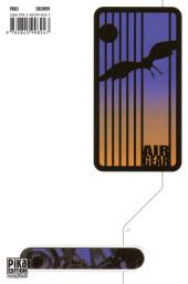 Verso de Air gear -8- Tome 8