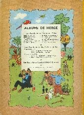 Verso de Tintin (Historique) -5B07- Le lotus bleu
