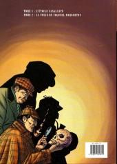 Verso de Sherlock Holmes (Croquet/Bonte) -2- La folie du colonel Warburton