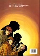Verso de Sherlock Holmes (Croquet/Bonte) -3- L'ombre de Menephta