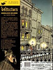 Verso de Sherlock Holmes (CLE) -8- La vieille russe