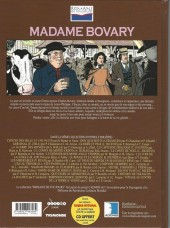 Verso de Romans de toujours - Madame Bovary