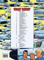 Verso de Buck Danny -52- Porté disparu