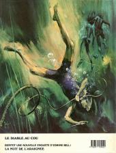 Verso de Edmund Bell (Les enquêtes d') -1- Le Diable au cou