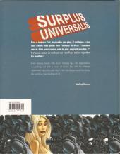 Verso de (AUT) Blanchard - Surplus universalis