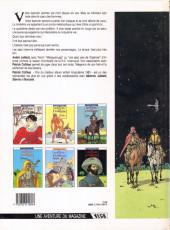 Verso de Les 7 Vies de l'Épervier -6- La part du diable