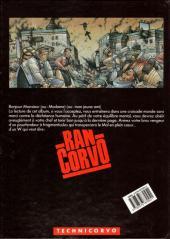 Verso de Ran Corvo -1- Le maître de l'impossible