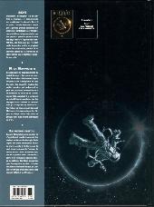 Verso de Meteors -1- Le règne digital