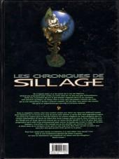 Verso de Sillage (Les chroniques de) -5- Volume 5