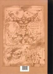 Verso de Lanfeust de Troy -HS2- Encyclopédie anarchique du monde de Troy
