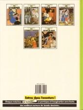 Verso de Stéphane Clément -2a- À l'est de Karakulak
