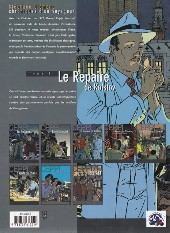Verso de Stéphane Clément -3c- Le repaire de Kolstov