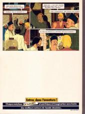 Verso de Stéphane Clément -4- Les routes de Bharata