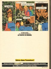 Verso de Stéphane Clément -5- La malédiction de Surya