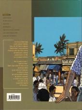 Verso de Stéphane Clément -8- Pondicherry, filiation fatale