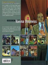 Verso de Stéphane Clément -109- Vanina Business