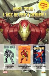 Verso de Marvel Heroes (Marvel France - 2007) -6- Les chasseurs