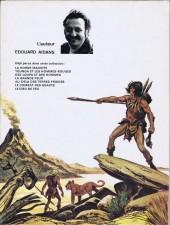Verso de Tounga (Cartonnée) -8- Pour sauver les Urus