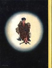 Verso de Jack Palmer -4a- Les disparus d'apostrophes !
