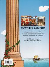 Verso de Alix (Intégrale) -3- Les aventures grecques