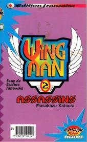 Verso de WingMan -2- Assassins