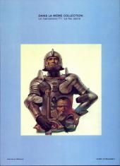 Verso de Le mercenaire -2- La formule