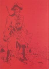 Verso de Barbe-Rouge -34TT- Le secret d'Elisa Davis - 1re partie