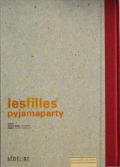 Verso de Les filles -1TT- Pyjama party