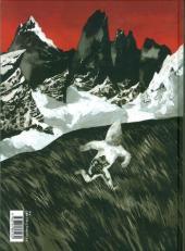 Verso de Terre de feu -1- L'archer rouge
