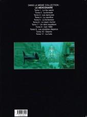 Verso de Le mercenaire -11- La fuite