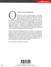 Verso de (AUT) Schuiten, François -2- L'aventure des images (de la bande dessinée au multimédia)