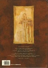Verso de Les terres de Sienn -1- L'héritage de Yarlig