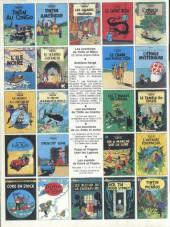Verso de Tintin - Divers -41a- Êtes-vous tintinologue ? (2)