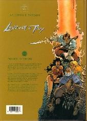 Verso de Lanfeust de Troy -2- Thanos l'incongru
