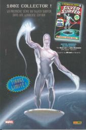 Verso de Astonishing X-Men (kiosque) -36- Le serment de protection