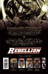 Verso de Star Wars - Rébellion -4- Mon frère, mon ennemi