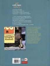 Verso de Le voyage en Italie -INTb08- Le voyage en Italie - Intégrale