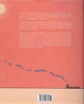 Verso de Chasseur de rêves - Illustrations 1973-2003