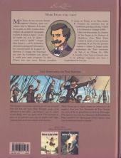 Verso de Tom Sawyer (Les Aventures de) (Lefèbvre/Morvan/Voulyzé) -2- Volume 2