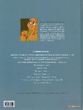 Verso de Les cœurs boudinés -3- Des canards et des hommes