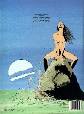 Verso de Cargo -3- Princesse de lune