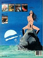 Verso de Cargo -4- Le Mata-Hari