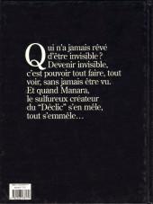Verso de Le parfum de l'invisible -2- Le parfum de l'invisible 2