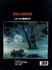 Verso de Bruce J. Hawker -4- Le puzzle