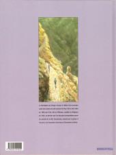 Verso de Les voyages de He Pao -1- La montagne qui bouge
