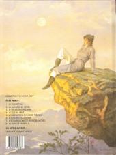 Verso de Le moine fou -8- Le voyage de petit Li
